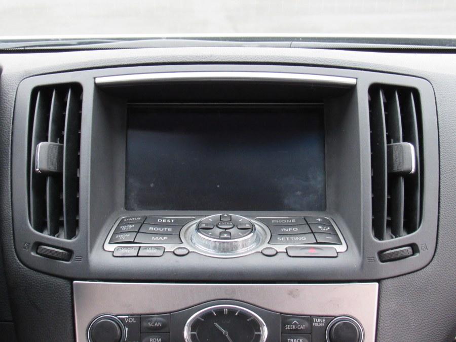 Used Infiniti G37 Sedan 4dr x AWD 2012 | NJ Used Cars Center. Irvington, New Jersey