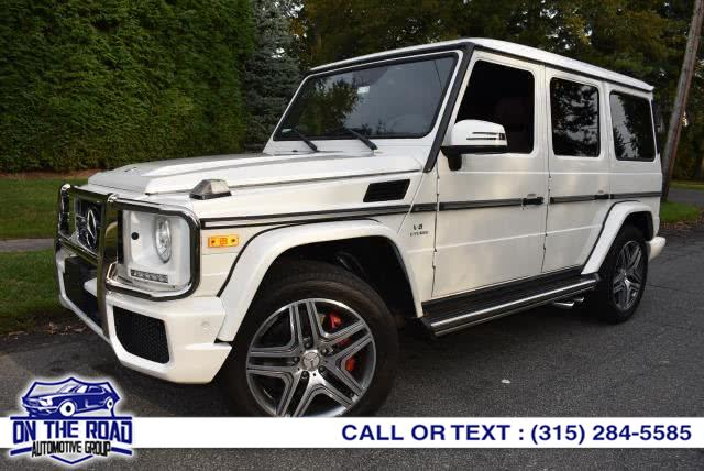 Used 2016 Mercedes-Benz G-Class in Bronx, New York | On The Road Automotive Group Inc. Bronx, New York