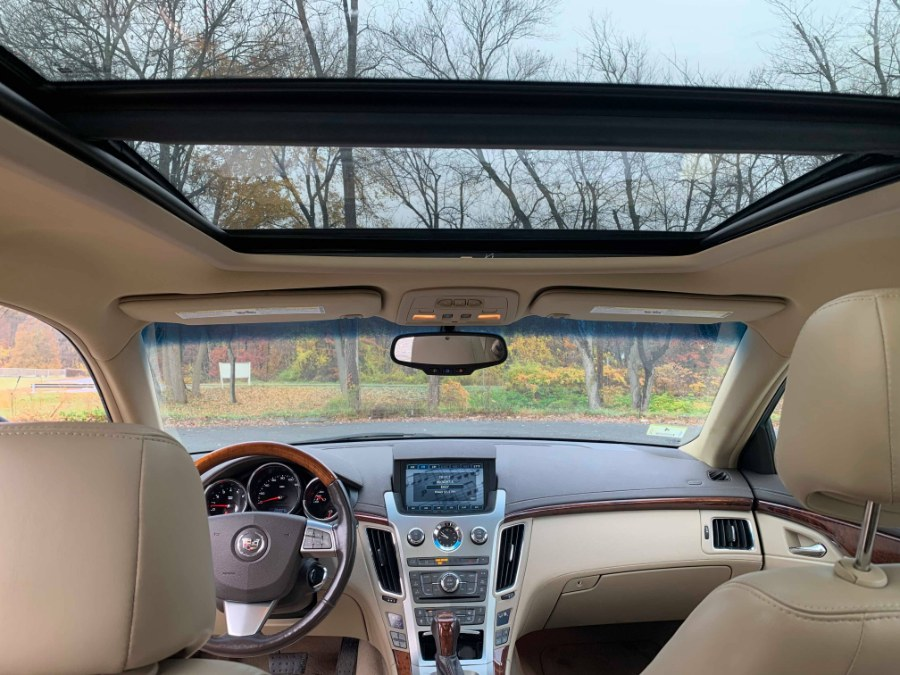 2011 Cadillac CTS Sedan 4dr Sdn 3.6L Premium AWD, available for sale in Bloomfield, Connecticut | Integrity Auto Sales and Service LLC. Bloomfield, Connecticut