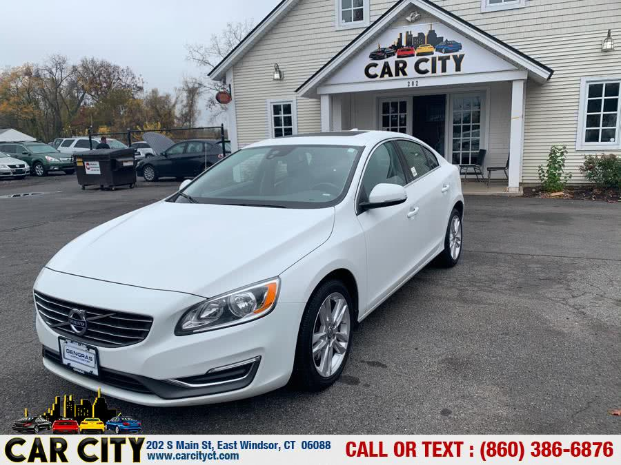 Used 2014 Volvo S60 in East Windsor, Connecticut | Car City LLC. East Windsor, Connecticut