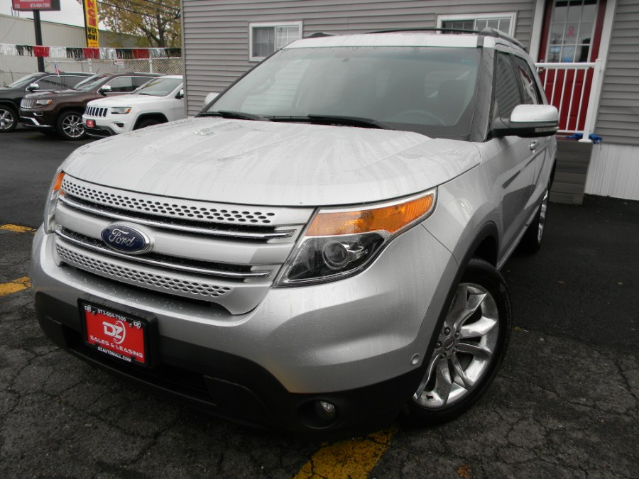 Used Ford Explorer 4WD 4dr Limited 2011 | DZ Automall. Paterson, New Jersey