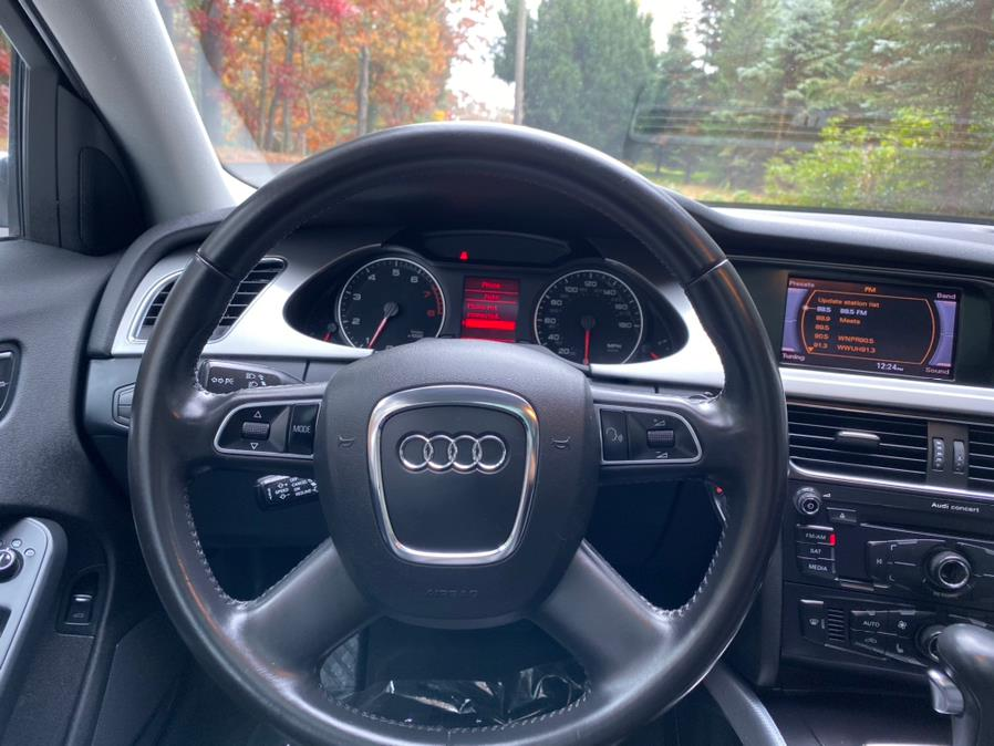 2012 Audi A4 4dr Avant Wgn Auto quattro 2.0T Premium, available for sale in Canton , Connecticut | Bach Motor Cars. Canton , Connecticut
