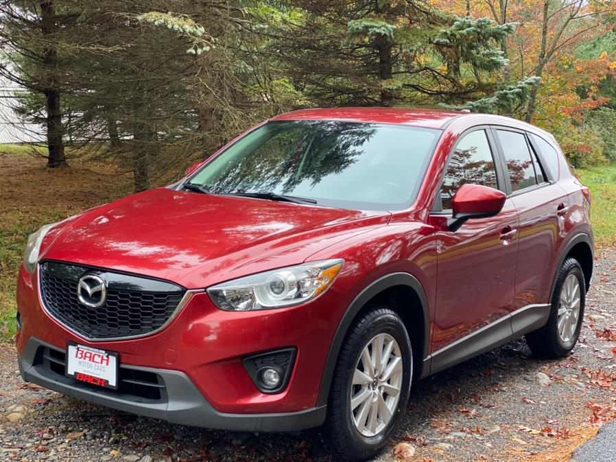 2013 Mazda CX-5 AWD 4dr Auto Touring, available for sale in Canton , Connecticut | Bach Motor Cars. Canton , Connecticut