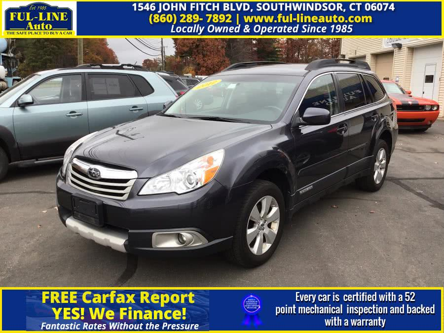 Used 2012 Subaru Outback in South Windsor , Connecticut | Ful-line Auto LLC. South Windsor , Connecticut