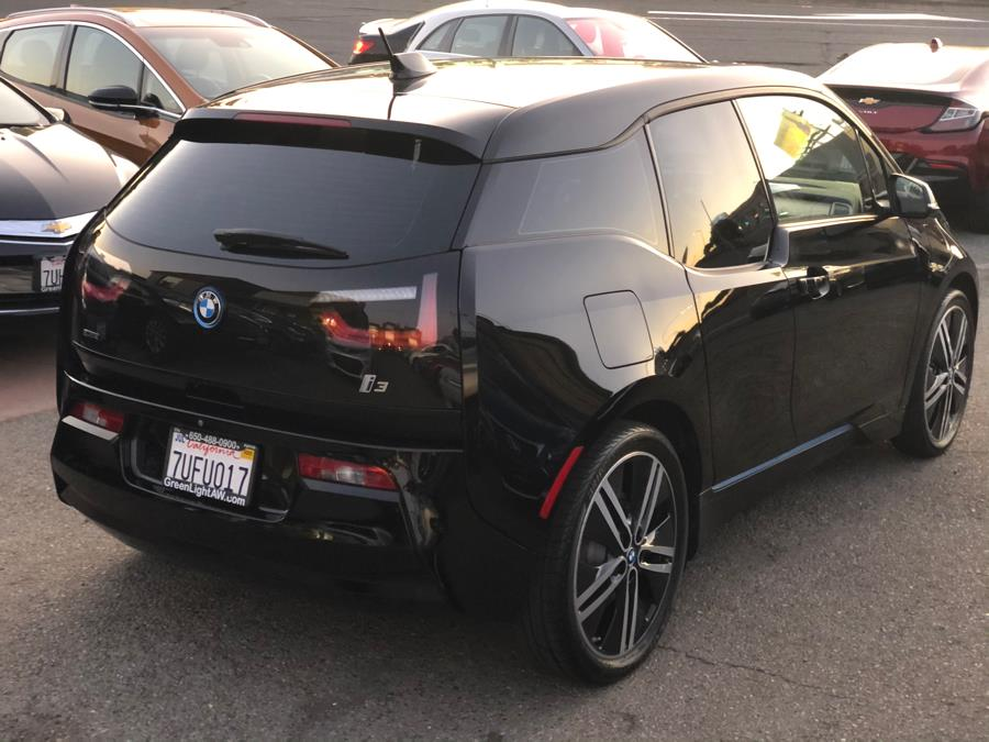 2016 BMW i3 Terra  w/Range Extender, available for sale in Daly City, California   Green Light Auto Wholesale. Daly City, California