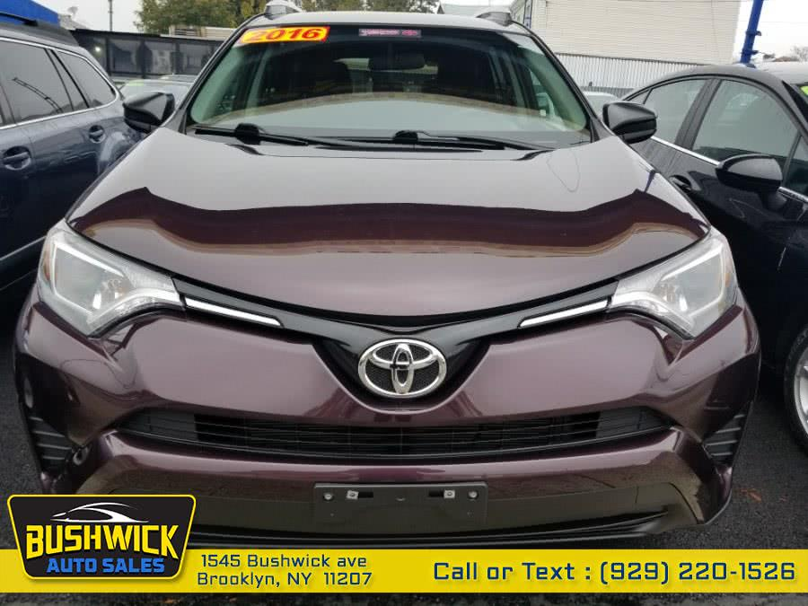 Used 2016 Toyota RAV4 in Brooklyn, New York | Bushwick Auto Sales LLC. Brooklyn, New York