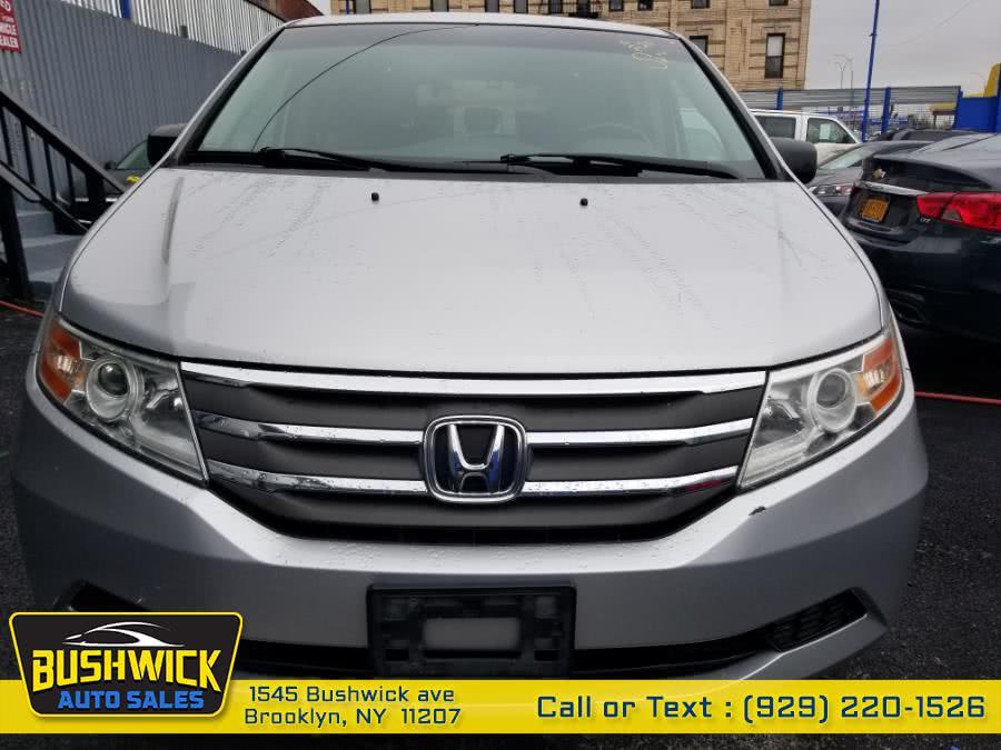 Used 2012 Honda Odyssey in Brooklyn, New York | Bushwick Auto Sales LLC. Brooklyn, New York