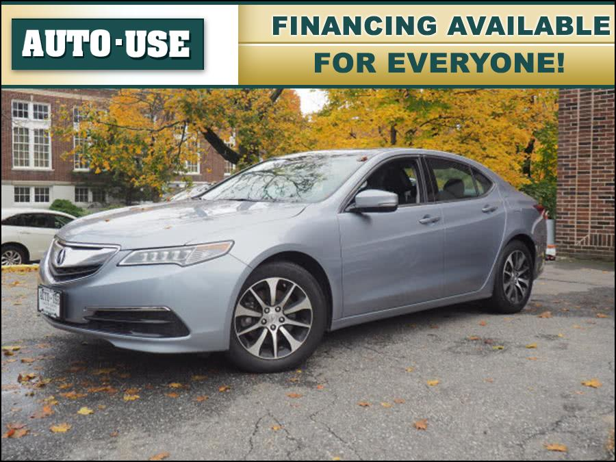 Used 2016 Acura Tlx in Andover, Massachusetts | Autouse. Andover, Massachusetts
