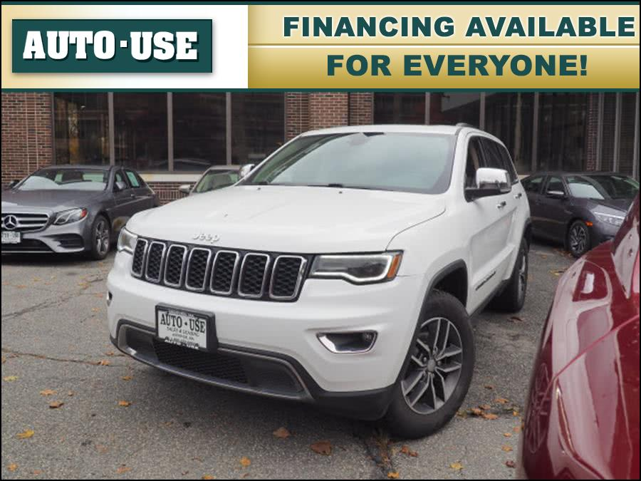 Used 2017 Jeep Grand Cherokee in Andover, Massachusetts | Autouse. Andover, Massachusetts