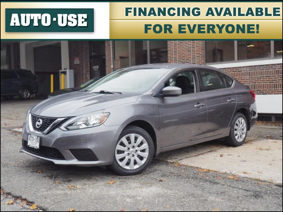 Used 2017 Nissan Sentra in Andover, Massachusetts | Autouse. Andover, Massachusetts