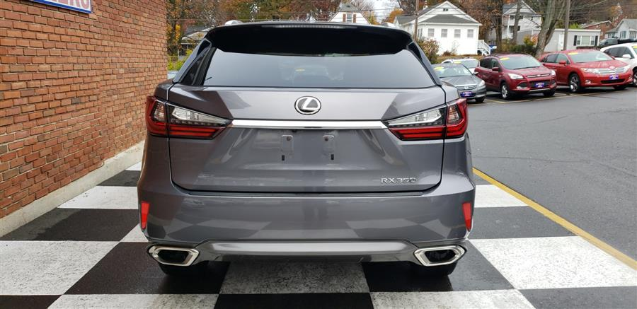 2016 Lexus RX 350 AWD 4dr, available for sale in Waterbury, Connecticut | National Auto Brokers, Inc.. Waterbury, Connecticut