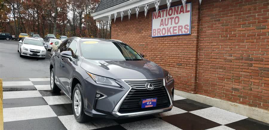 Used Lexus RX 350 AWD 4dr 2016 | National Auto Brokers, Inc.. Waterbury, Connecticut