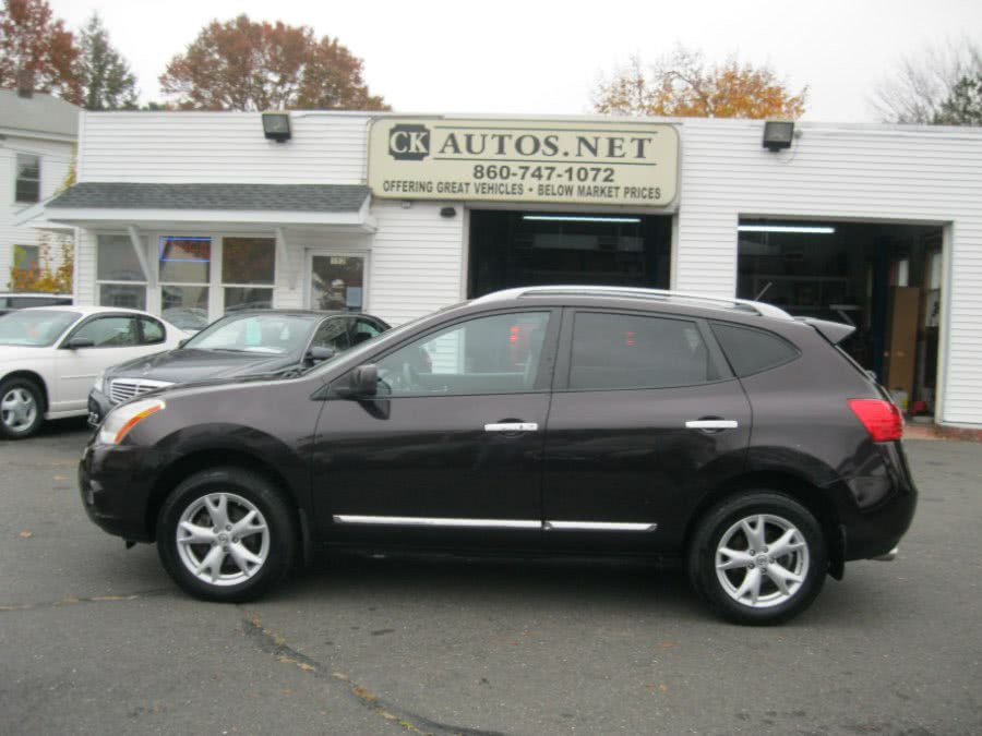 Used 2011 Nissan Rogue in Plainville, Connecticut | CK Autos. Plainville, Connecticut