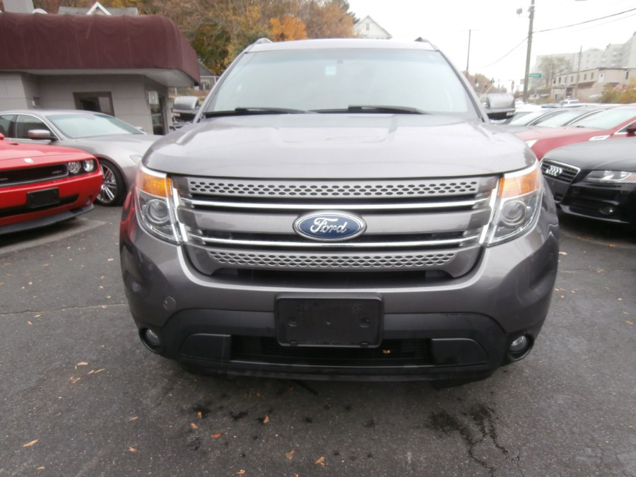 Used Ford Explorer 4WD 4dr Limited 2014 | Jim Juliani Motors. Waterbury, Connecticut