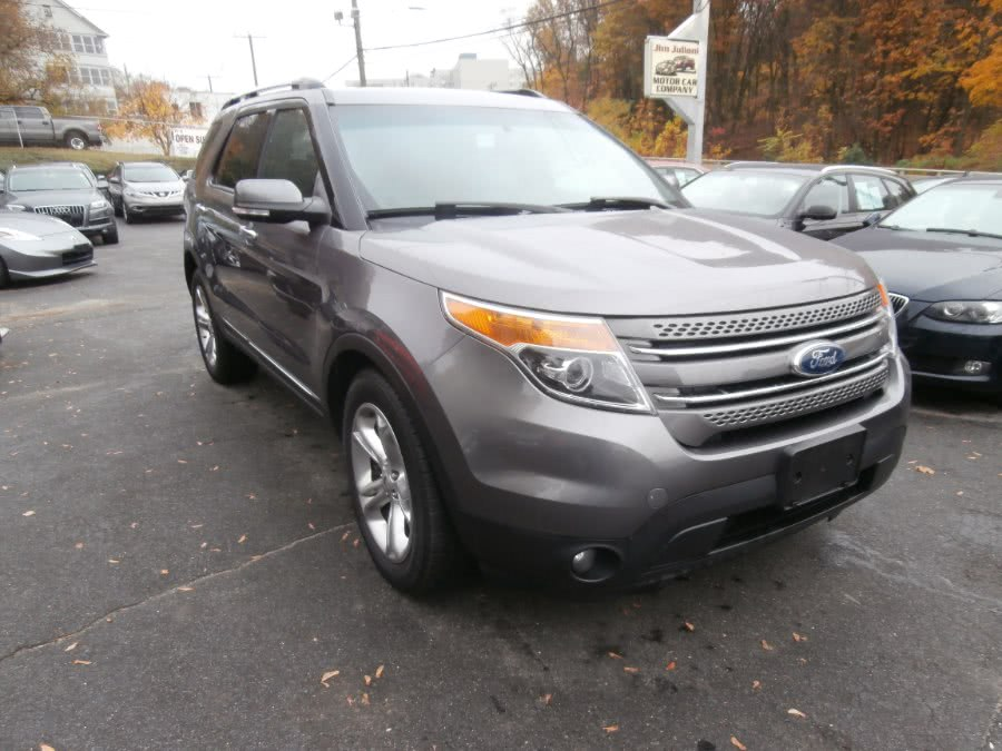 Used 2014 Ford Explorer in Waterbury, Connecticut | Jim Juliani Motors. Waterbury, Connecticut