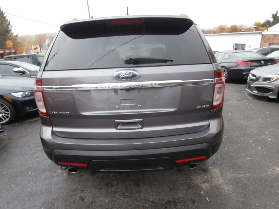 2014 Ford Explorer 4WD 4dr Limited, available for sale in Waterbury, Connecticut   Jim Juliani Motors. Waterbury, Connecticut