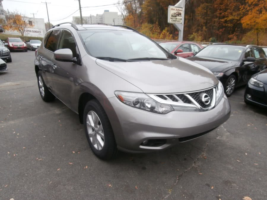 Used 2012 Nissan Murano in Waterbury, Connecticut | Jim Juliani Motors. Waterbury, Connecticut