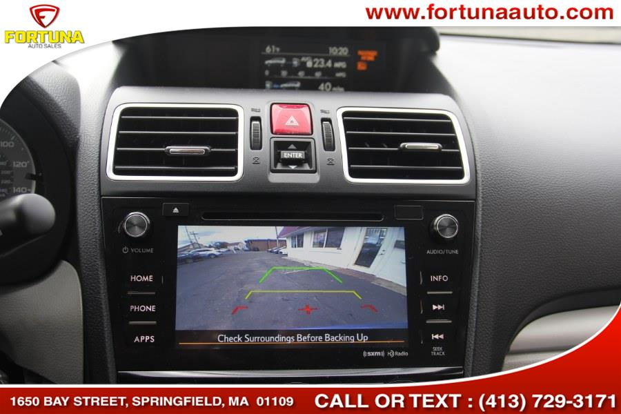 2017 Subaru Forester 2.5i Premium CVT, available for sale in Springfield, Massachusetts | Fortuna Auto Sales Inc.. Springfield, Massachusetts