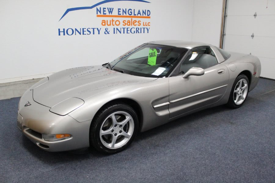 Used Chevrolet Corvette 2dr Cpe 2001 | New England Auto Sales LLC. Plainville, Connecticut