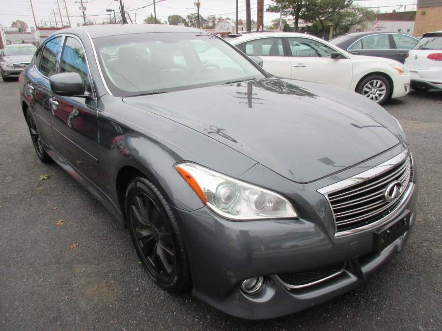 2011 INFINITI M56X 4dr Sdn AWD, available for sale in Lynbrook, New York | ACA Auto Sales. Lynbrook, New York