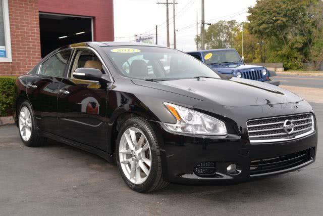 Used 2011 Nissan Maxima in New Haven, Connecticut | Boulevard Motors LLC. New Haven, Connecticut