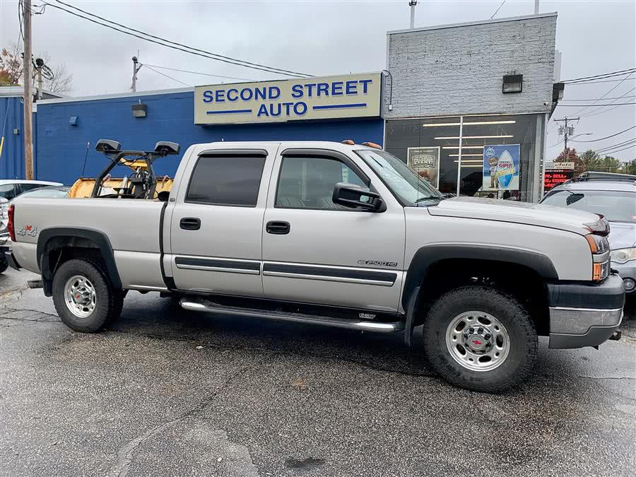 Used 2005 Chevrolet Silverado 2500hd in Manchester, New Hampshire | Second Street Auto Sales Inc. Manchester, New Hampshire