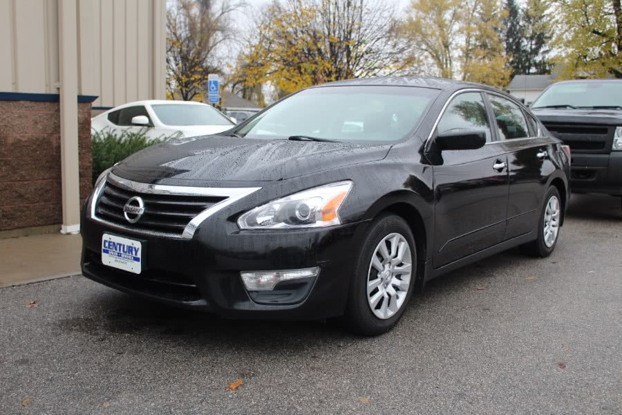 Used 2015 Nissan Altima in East Windsor, Connecticut | Century Auto And Truck. East Windsor, Connecticut