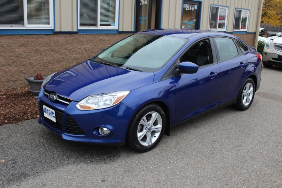 Used 2012 Ford Focus in East Windsor, Connecticut | Century Auto And Truck. East Windsor, Connecticut