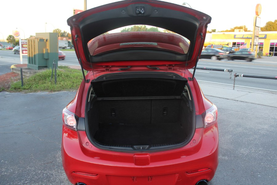 2011 Mazda Mazdaspeed3 Sport w/NAV 5dr Hb 6 Speed Manual, available for sale in Orlando, Florida   Mint Auto Sales. Orlando, Florida