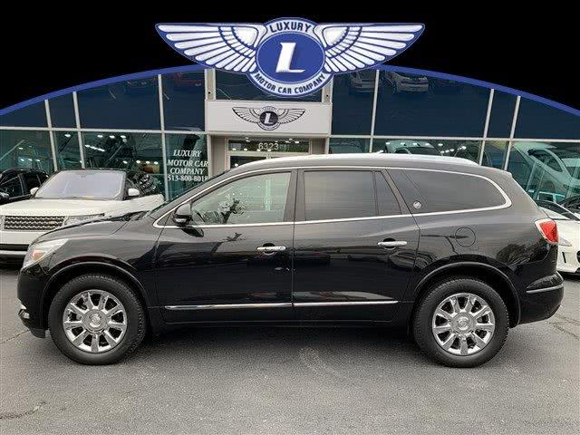 Used 2013 Buick Enclave in Cincinnati, Ohio | Luxury Motor Car Company. Cincinnati, Ohio