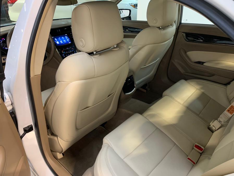 Used Cadillac CTS Sedan 4dr Sdn 2.0L Turbo Luxury AWD 2015   European Auto Expo. Lodi, New Jersey