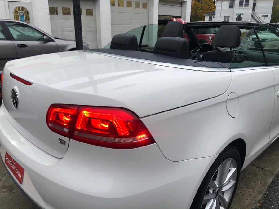 Used Volkswagen Eos 2dr Conv Komfort SULEV 2012 | House of Cars. Watertown, Connecticut