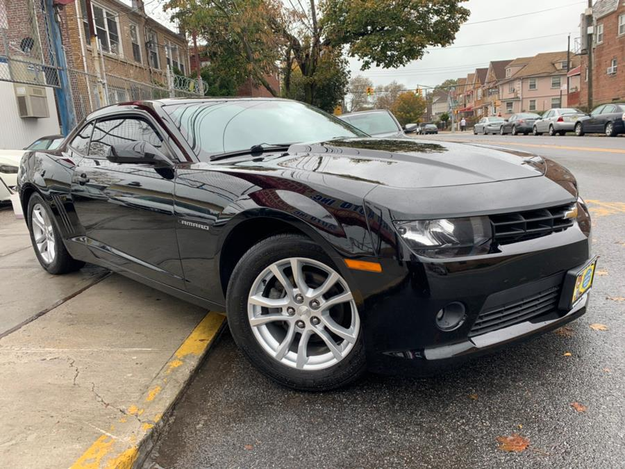 2014 Chevrolet Camaro 2dr Cpe LT w/1LT, available for sale in Brooklyn, NY
