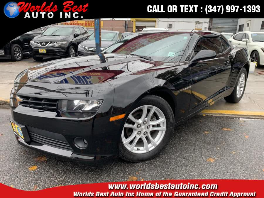 Used 2014 Chevrolet Camaro in Brooklyn, New York