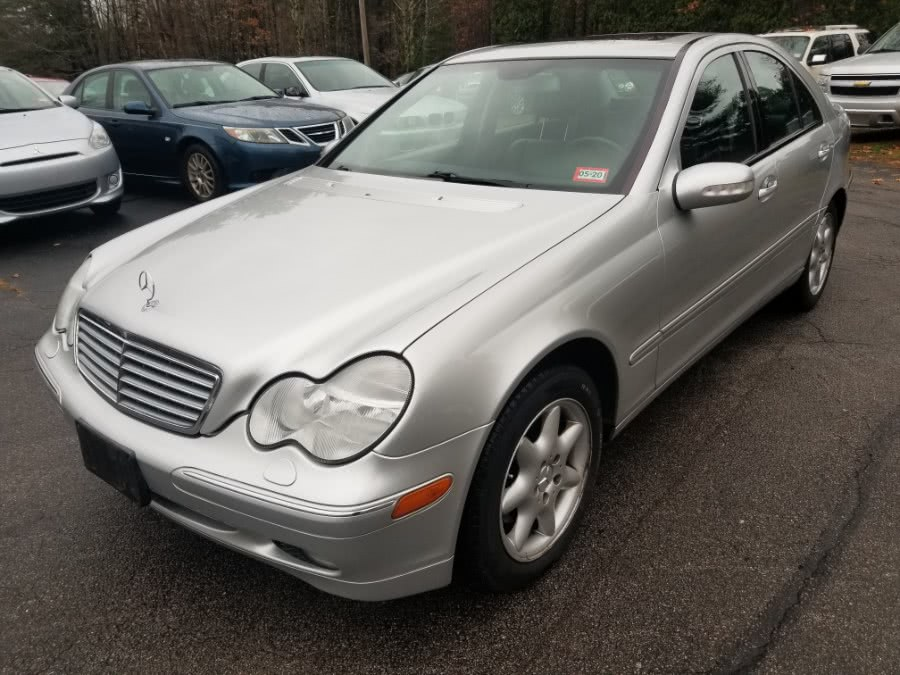 Used 2002 Mercedes-Benz C-Class in Auburn, New Hampshire | ODA Auto Precision LLC. Auburn, New Hampshire