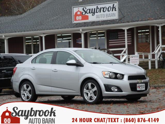Used 2015 Chevrolet Sonic in Old Saybrook, Connecticut | Saybrook Auto Barn. Old Saybrook, Connecticut
