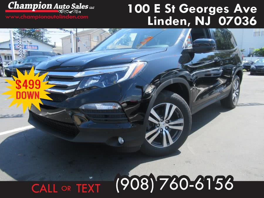 Used 2016 Honda Pilot in Linden, New Jersey | Champion Used Auto Sales. Linden, New Jersey
