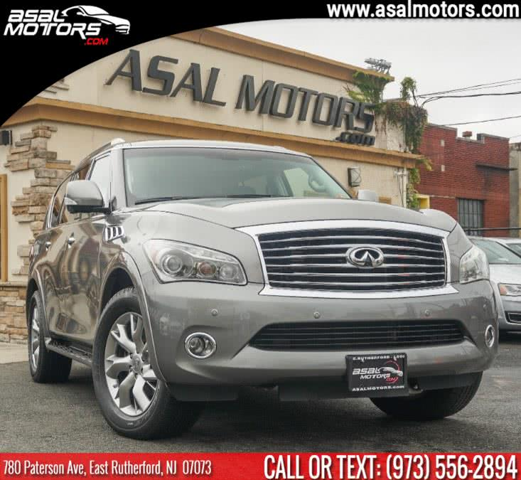 Used 2013 INFINITI QX56 in East Rutherford, New Jersey | Asal Motors. East Rutherford, New Jersey