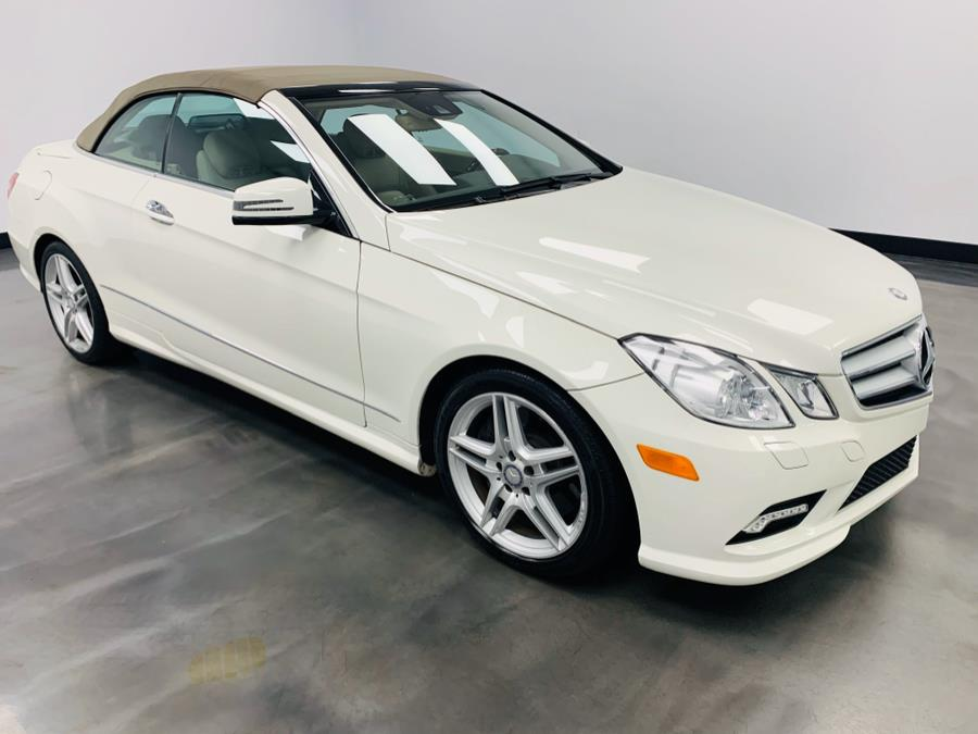 2011 Mercedes-Benz E-Class 2dr Cabriolet E550 RWD, available for sale in Linden, New Jersey | East Coast Auto Group. Linden, New Jersey