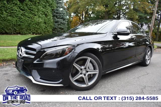 Used Mercedes-Benz C-Class 4dr Sdn C 300 Sport 4MATIC 2016 | On The Road Automotive Group Inc. Bronx, New York