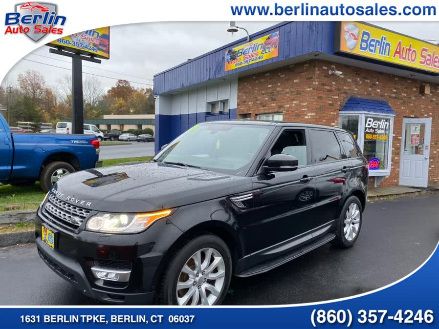 Used 2014 Land Rover Range Rover Sport in Berlin, Connecticut | Berlin Auto Sales LLC. Berlin, Connecticut