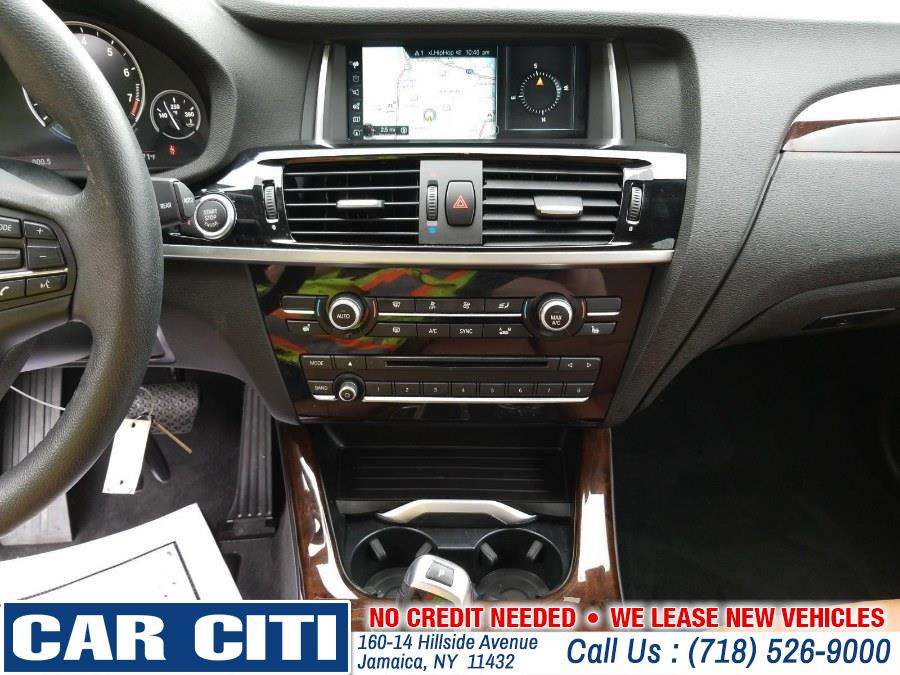 2017 BMW X3 xDrive28i Sports Activity Vehicle, available for sale in South Richmond Hill, New York | ID Auto Mall . South Richmond Hill, New York