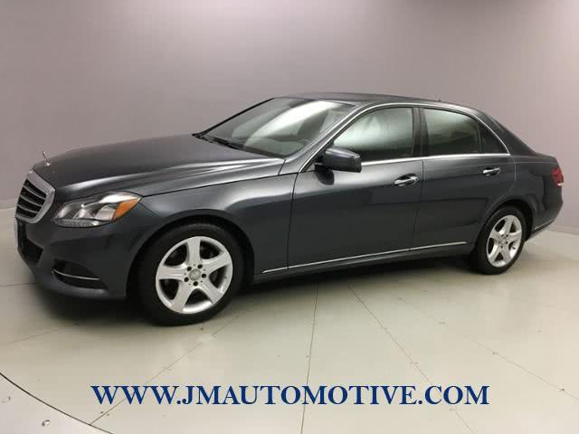 Used 2014 Mercedes-benz E-class in Naugatuck, Connecticut | J&M Automotive Sls&Svc LLC. Naugatuck, Connecticut