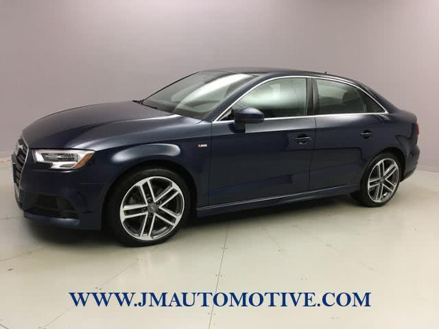 Used 2017 Audi A3 in Naugatuck, Connecticut | J&M Automotive Sls&Svc LLC. Naugatuck, Connecticut