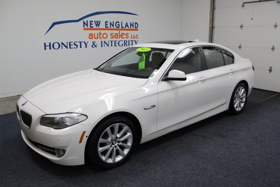 Used BMW 5 Series 4dr Sdn 528i xDrive AWD 2013 | New England Auto Sales LLC. Plainville, Connecticut