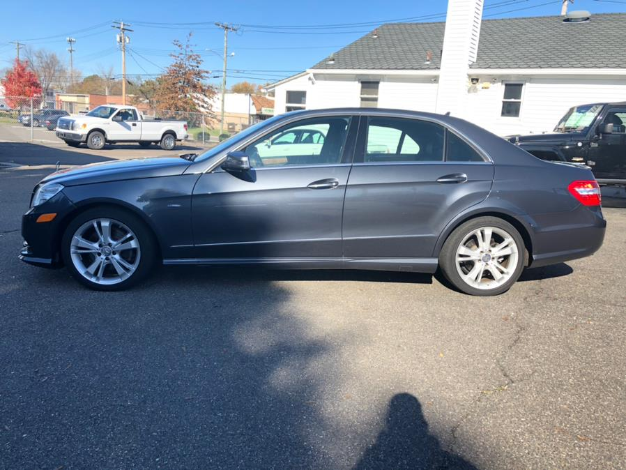 Used Mercedes-Benz E-Class 4dr Sdn E350 Sport 4MATIC 2012 | Chip's Auto Sales Inc. Milford, Connecticut