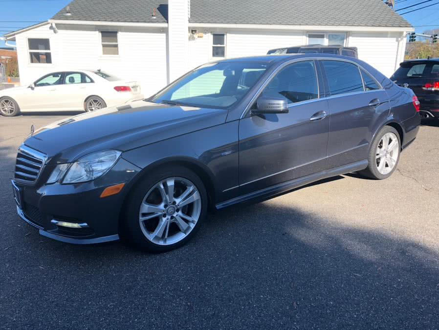 Used 2012 Mercedes-Benz E-Class in Milford, Connecticut | Chip's Auto Sales Inc. Milford, Connecticut