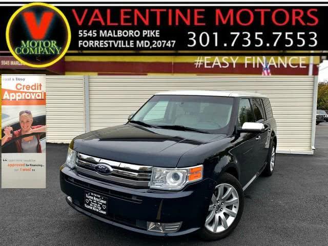 Used 2009 Ford Flex in Forestville, Maryland   Valentine Motor Company. Forestville, Maryland