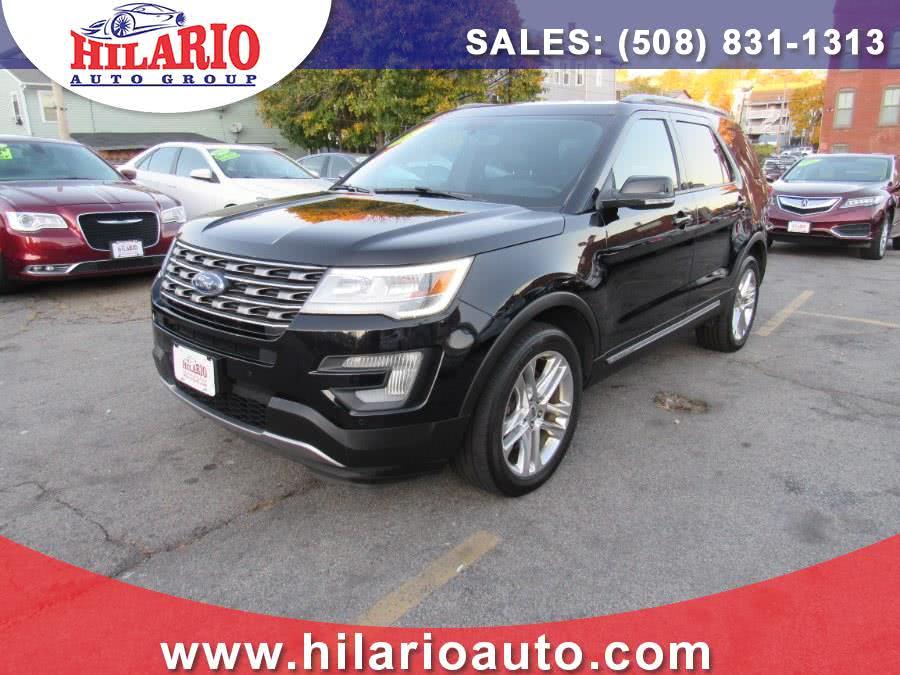 Used 2017 Ford Explorer in Worcester, Massachusetts | Hilario's Auto Sales Inc.. Worcester, Massachusetts