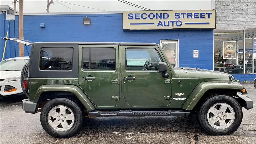 Used 2008 Jeep Wrangler in Manchester, New Hampshire | Second Street Auto Sales Inc. Manchester, New Hampshire